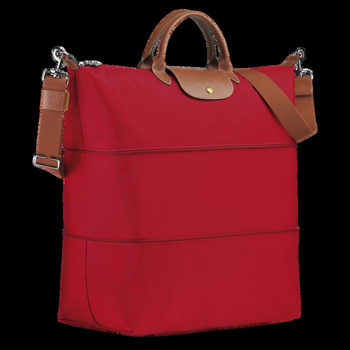 Le Pliage 可扩展旅行包, 红色