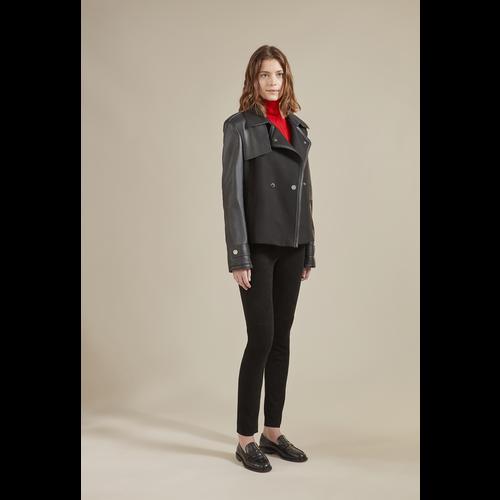 2021 秋冬系列 外套, 黑色
