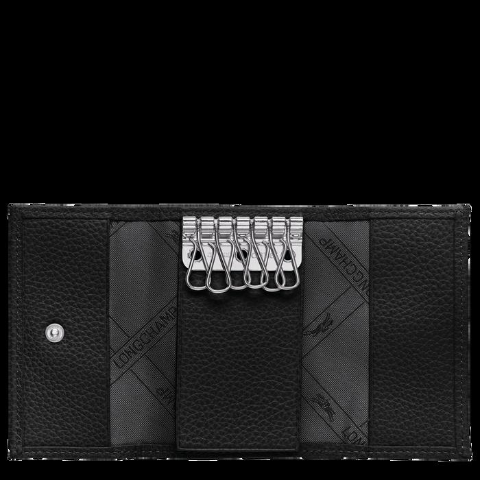 Le Foulonné 系列 钥匙包, 黑色