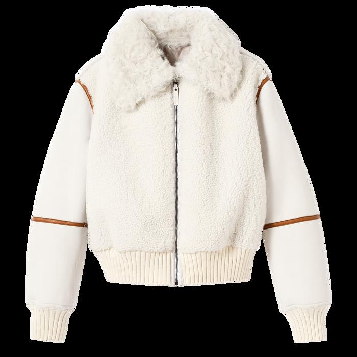 2021 秋冬系列 外套, 亚麻色