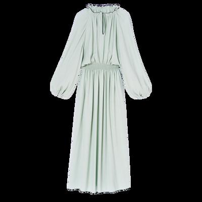 连衣裙, 綠松石色, hi-res