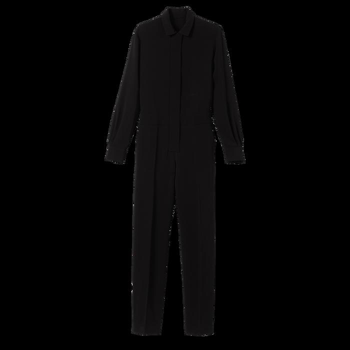 2021 秋冬系列 连体裤, 黑色