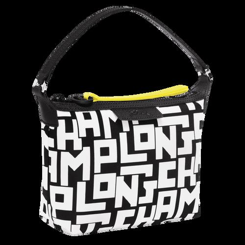 手包, 黑/白色 - 查看 2 3 -