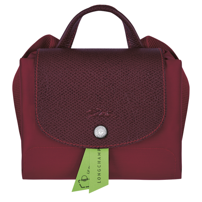 Le Pliage Green 双肩背包, 红色