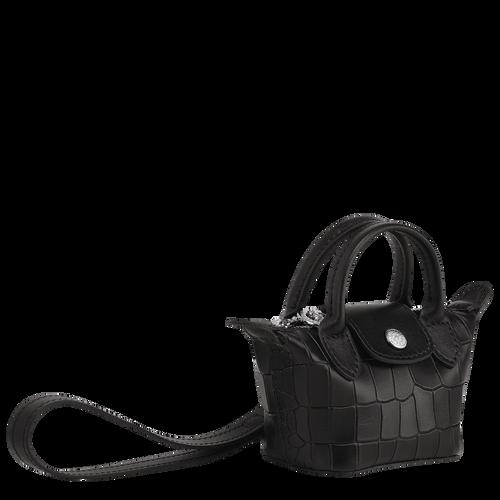 Nano 手提单肩两用包, 黑色, hi-res - 查看2 3