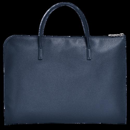 Le Foulonné 公事包 S, 海軍藍色