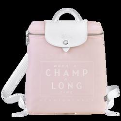 双肩背包, Pink/Silver