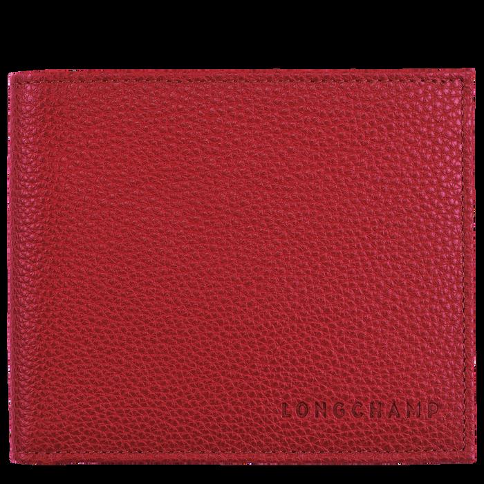 钱包, 红色 - 查看 1 2 - 放大