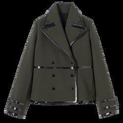 海军呢大衣