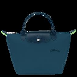 Top handle bag S, Ocean