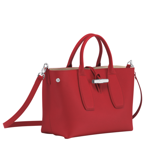 手提包中号, 红色, hi-res - 查看3 5