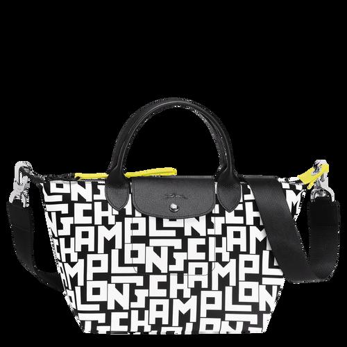 手提包, 黑/白色, hi-res - 查看1 4