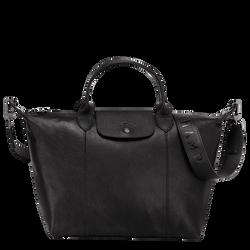 Top handle bag M, Black