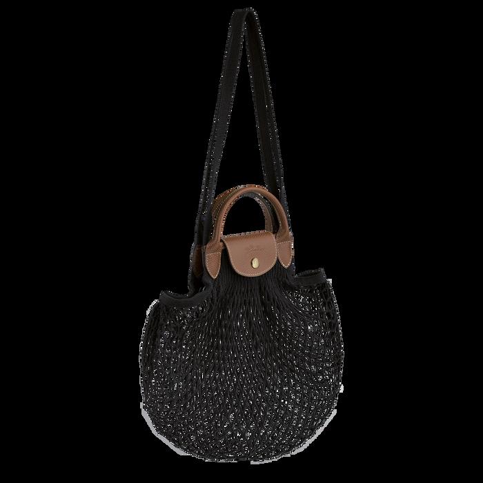手提包, 黑色 - 查看 2 3 - 放大
