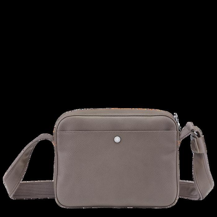 Le Foulonné 系列 斜挎包, 褐灰色