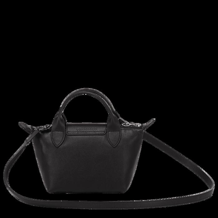 Le Pliage Cuir 手提包 XS, 黑色