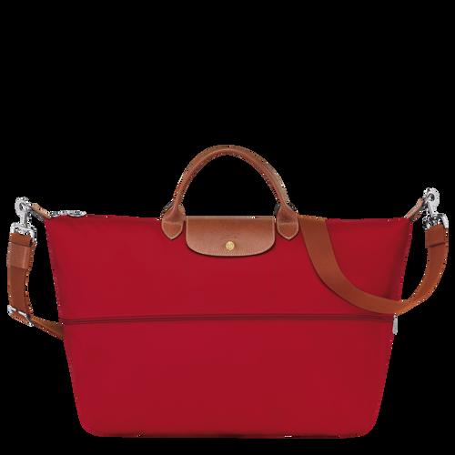 旅行包, 红色, hi-res - 查看4 4
