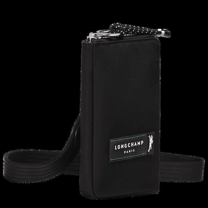 Green District 手机壳, 黑色