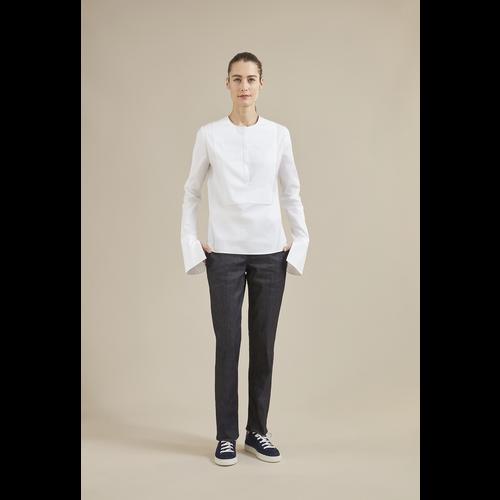 2021 秋冬系列 衬衫, 白色