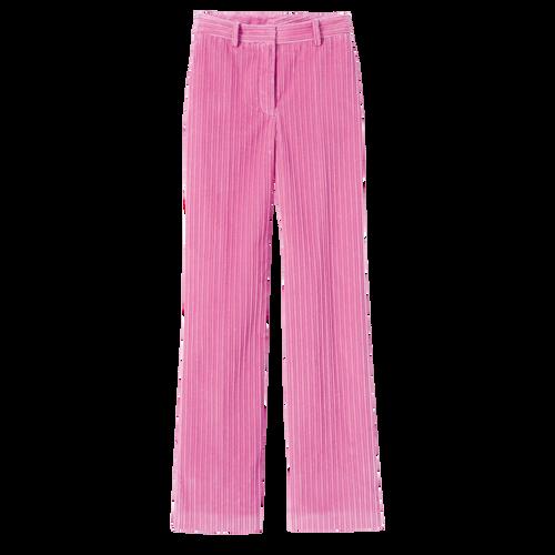 2021 秋冬系列 长裤, 牡丹红
