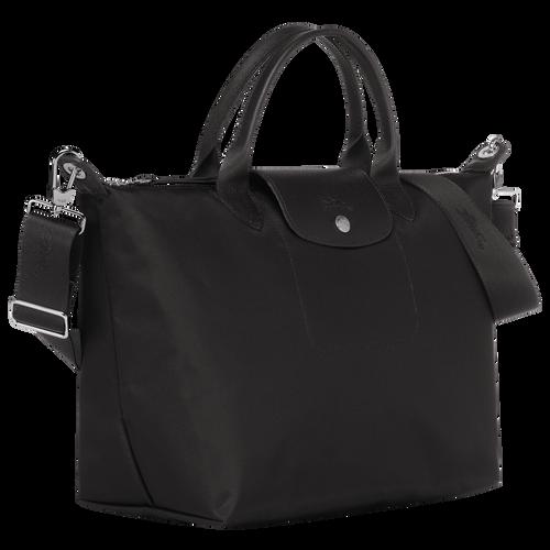 手提包 M, 黑色/乌木色 - 查看 2 4 -