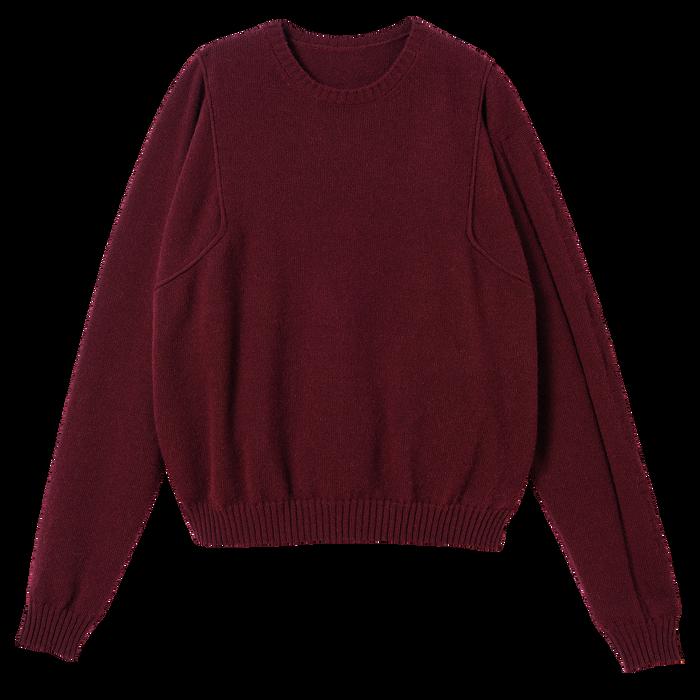 Collection Printemps/Été 2021 套衫, 赤褐色