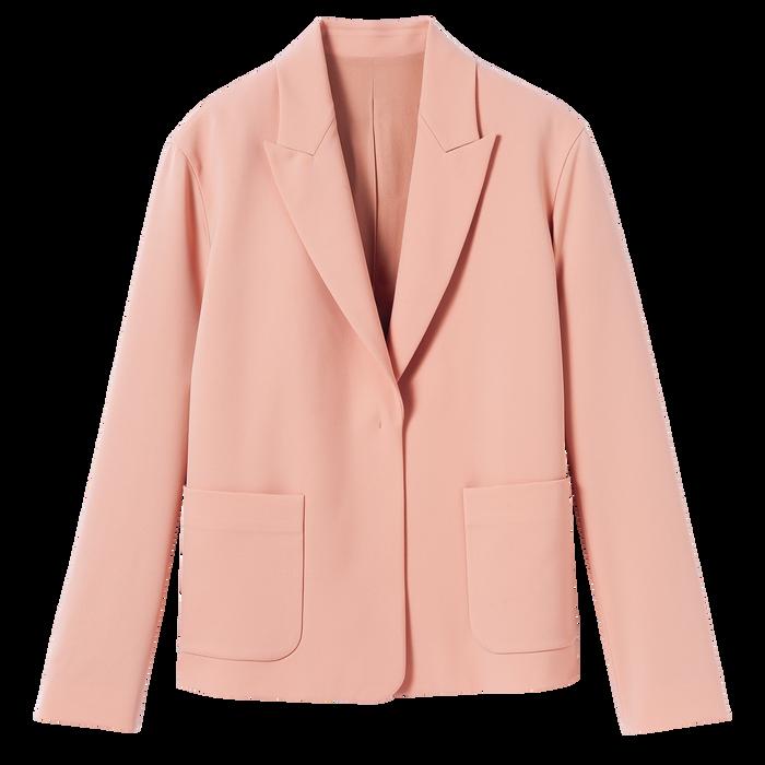 2021 秋冬系列 夹克, 桃红色