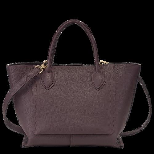 手提包中号, 茄紫色 - 查看 3 4 -