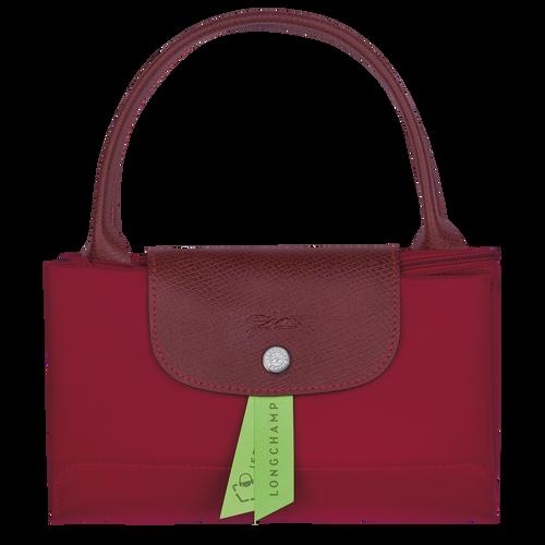 Le Pliage Green 手提包中号, 红色